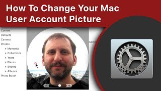 How To Change Y๐ur Mac User Account Picture