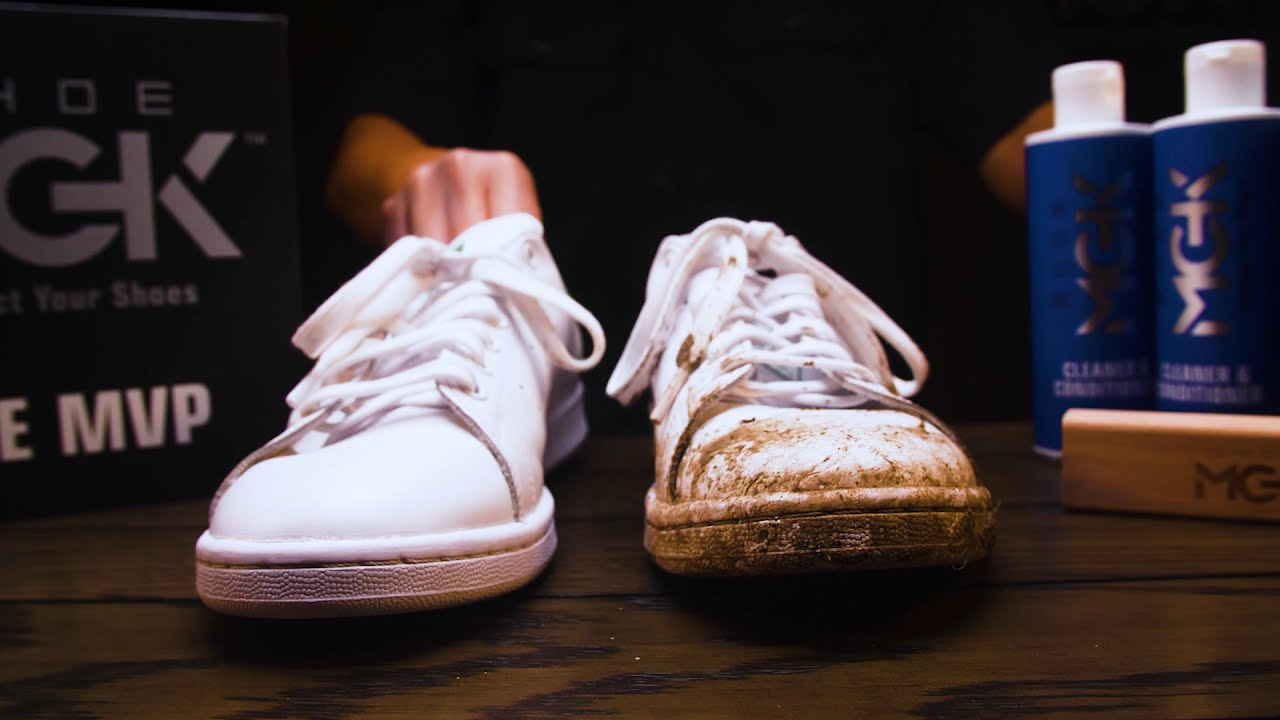 Cleaning Stan Smith Adidas - SHOE MGK