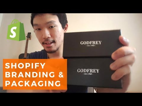 How To Package And Brand Your Products For Shopify Dropshipping thumbnail