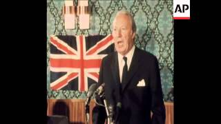 SYND 4-11-72 BRITISH PRIME MINISTER, EDWARD HEATH SPEECH