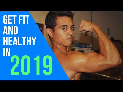 How to Achieve Your New Year's Resolutions Tips to Get Fit in 2019