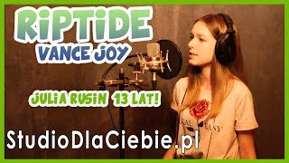 Riptide - Vance Joy (cover by Julia Rusin) #1132