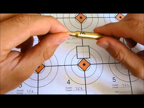 OCW Load Testing 40grn Nosler's for the .204 Ruger using a Custom Remington & Nightforce Scope