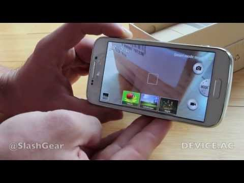 Samsung Galaxy S4 Zoom hands-on for review