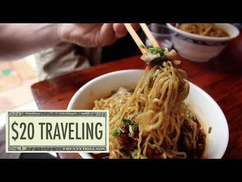 Guiyang, China: Traveling for $20 A Day - Ep 22