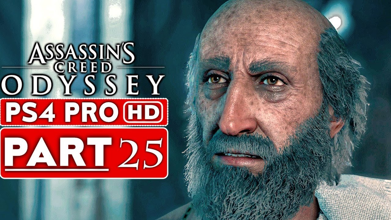 ASSASSIN'S CREED ODYSSEY Gameplay Walkthrough Part 25 [1080p HD PS4 PRO] - No Commentary