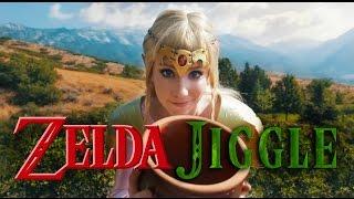 "Zelda Jiggle - Jason Derulo ""Wiggle"" Parody"