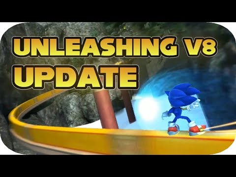 Unleashing v8 Update - BETA SU BUILD EFFECTS