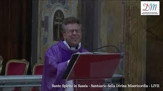 7 APRILE 2019 V DOMENICA DI QUARESIMA ANNO C SANTA MESA ORE 1830 OMELIA