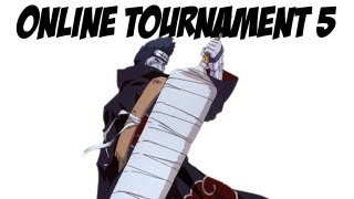 Naruto Shippuden Ultimate Ninja Storm 3 - Online Tournament 5: Sword Users Only  (Live)