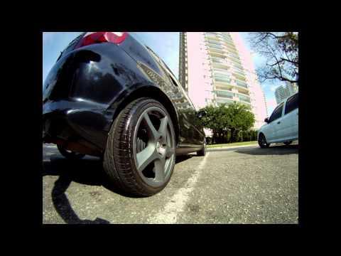Honda FIT - Rodas Cayanne - Aro 17