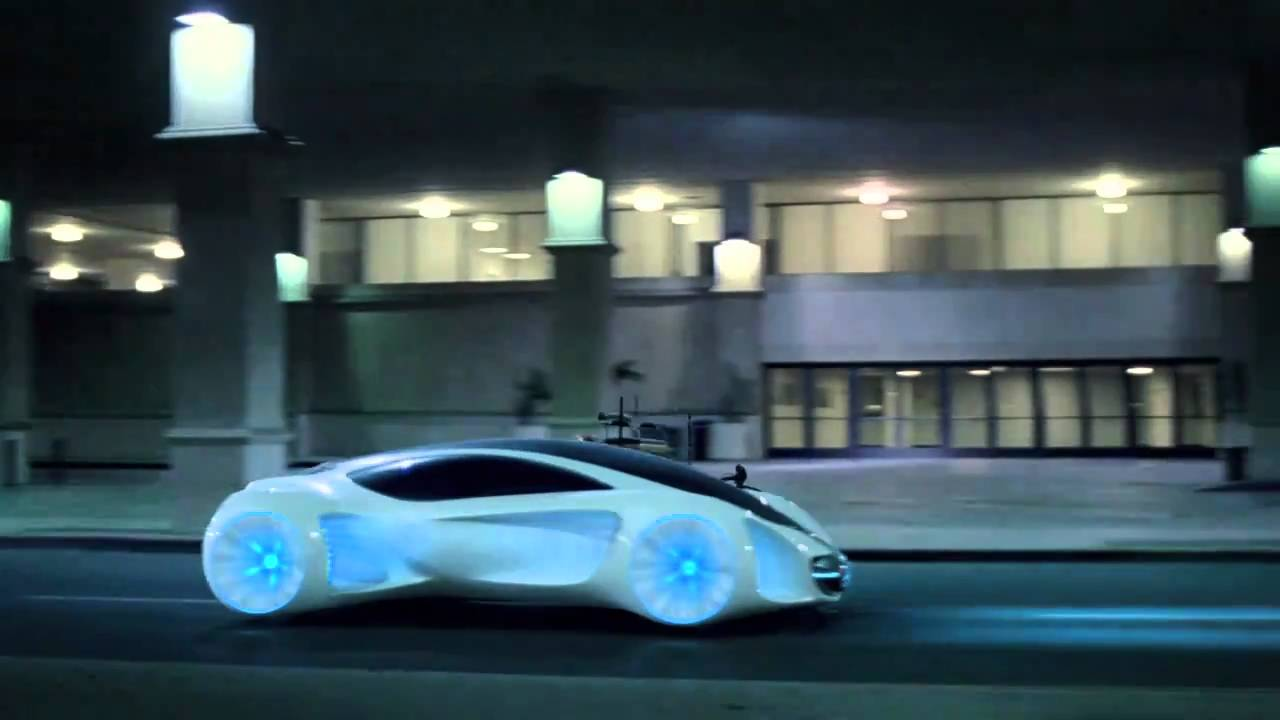 mercedes benz commercial 2011 youtube - Mercedes Benz Biome Blue