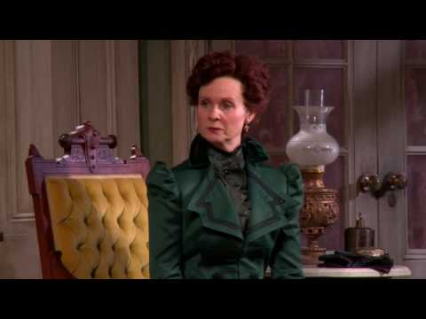The Little Foxes: Cynthia Nixon as Regina