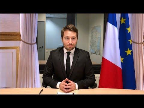 LES VRAIS VOEUX DE MACRON - Le Bon Sens