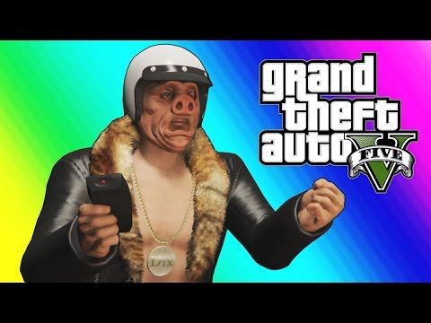 GTA 5 Online Funny Moments: Wildcat