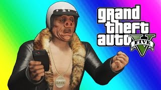 GTA 5 Online Funny Moments: Wildcat