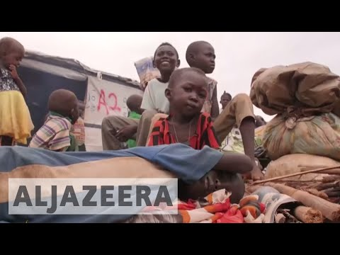South Sudan: Nikki Haley visits refugee camp in a call for peace