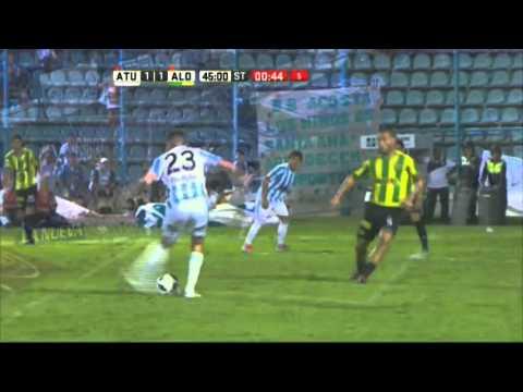 Atlético Tucumán rescató un punto ante Aldosivi