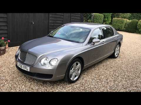 Bentley Continental Flying Spur 6.0 W12 [552] AWD - FTC Leasing X4/2377
