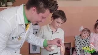 Научное шоу «Наукомания» - Новогоднее шоу для детей