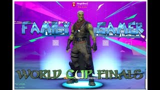 playing live fortnite free turkey draws/family gamer tournaments!!! world cup finals duos!!