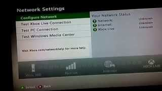 How to fix test failed on Xbox 360 console.
