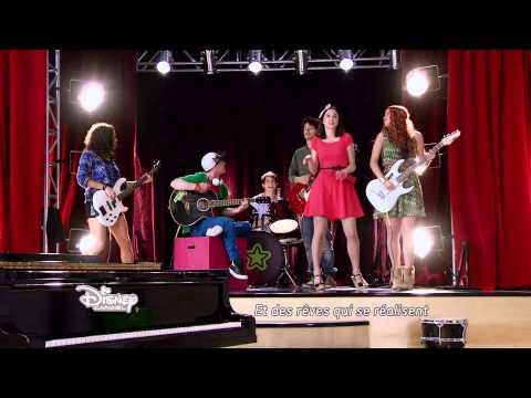 """Violetta saison 3 - """"En gira"""" (épisode 4) - Exclusivité Disney Channel"""