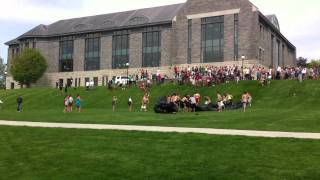 Marist College class of 2011 Slip n Slide...fail?