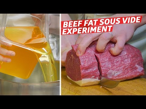 Can the Worst Steak on the Cow Be Saved with a Tub of Beef Fat? — Prime Time
