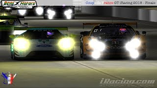 iRacing.com | Coupe de France GT iRacing 2018 - Finale