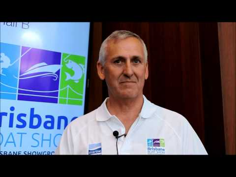 Don Jones, Chief Executive of Marine Queensland