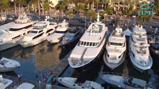 A Look Back at the 2016 Yachts Miami Beach Boat Show