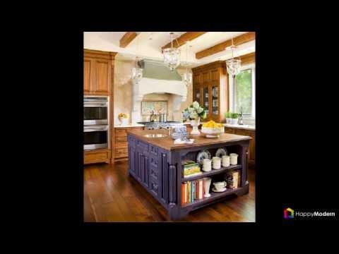 Кухня в стиле кантри (53 фото) душевная простота деревенского быта