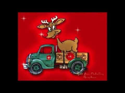 Who sings leroy the redneck reindeer