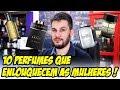 10 PERFUMES QUE ENLOUQUECEM AS MULHERES - Perfumes Importados Masculinos