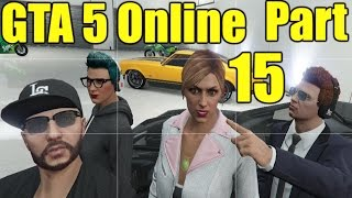The FGN Crew Plays: GTA 5 Online Part 15 - Free Fall (PC)
