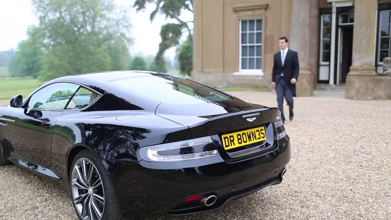 Aston Martin Wedding Video