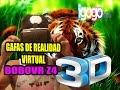 GAFAS DE REALIDAD VIRTUAL 3D XIAOZHAI BOBOVR Z4 UNBOXING EN ESPAÑOL