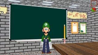 Luigi's Basics 4 - A Whole New World - Baldina's Basis Mod