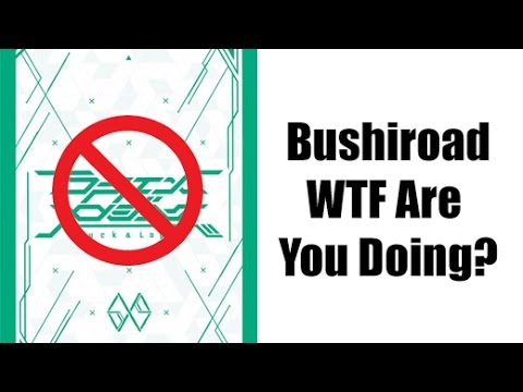 You Think Konami Is Bad Lets Talk About Bushiroad