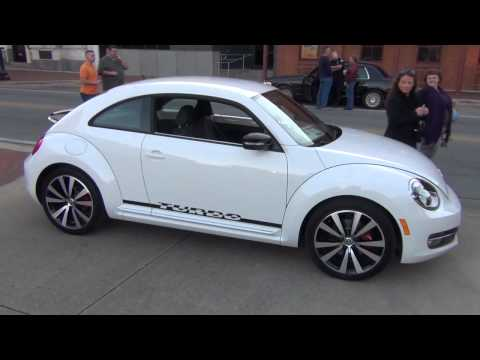 2012 Beetle Turbo Launch Edition Walkaround