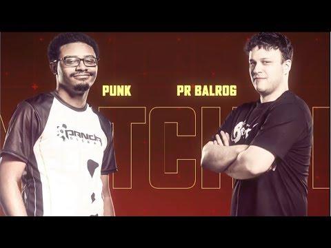 SFV - E-League | Punk ( Karin ) vs PR-Balrog ( Balrog ) | Playoffs