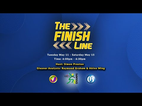 The Finish Line | Champs Round-up | May 13, 2021