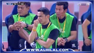 ملخص مباراة السعودية وتايلاند 3-0 - تصفيات كأس العالم 2018 ج6
