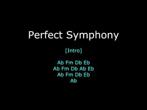 Ed Sheeran - Perfect Symphony (Lyrics / Guitar Chords) ft. Andrea Bocelli