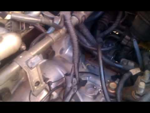 How To Change A Starter On Kia Sephia 1999 2000 2001 2002