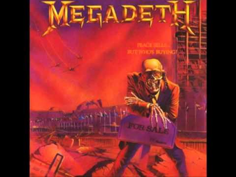 Megadeth - My Last Words (Guitar Track)
