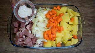 Быстрый и вкусный рецепт картофеля легкий рецепт который скрасит ваш стол Идеальный УЖИН