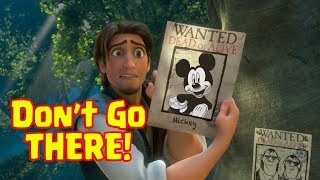 Tangled Easter Eggs You Missed