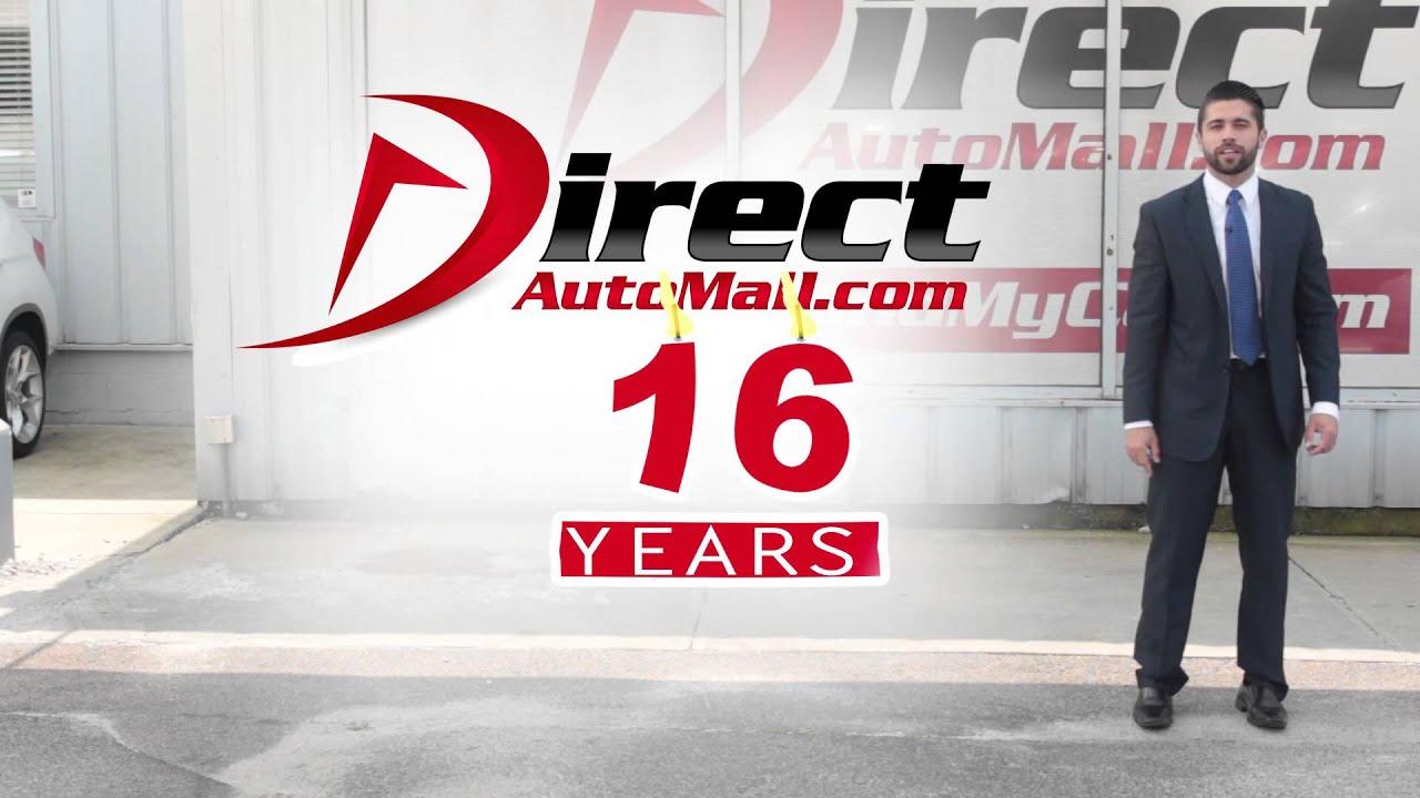 Direct Auto Mall >> Direct Auto Mall 16th Anniversary Free Car Youtube